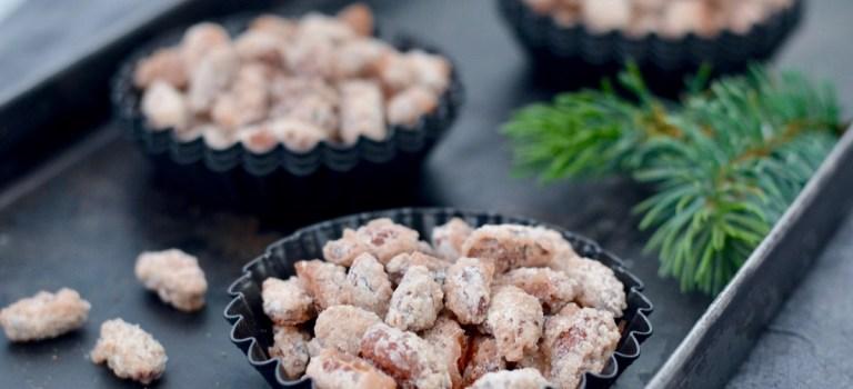 Advent, Advent: gebrannte Mandeln wie vom Weihnachtsmarkt