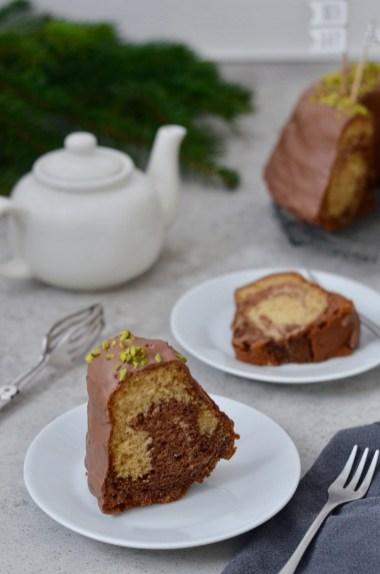 Happy Birthday, Merry Christmas & und ein leckerer Marmorkuchen