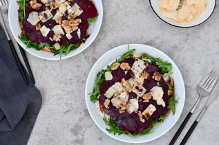 Happy Food: Rote-Bete-Carpaccio