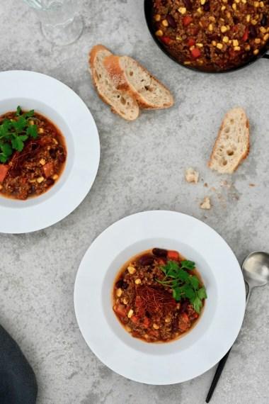 Für jeden Tag: Feuriges Chili con Carne