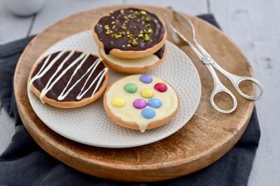 Prep&Cook Weekend Kitchen #13: Schokoladige Mini-Amerikaner