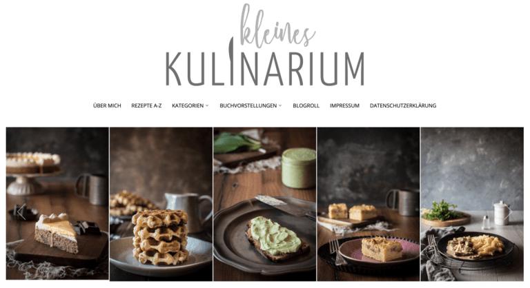 Blogger Mon(th)day: Janina von Kleines Kulinarium