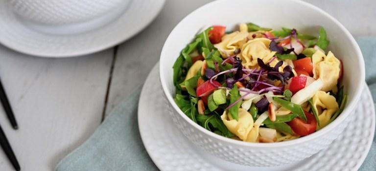 Pasta Wednesday: leichter Tortellini-Salat