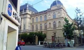 The famous Graz University of Technology