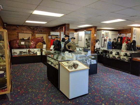 International Police Museum, Rockaway Beach