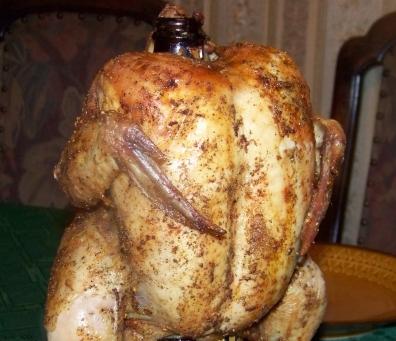 kurczak na butelce piwa2