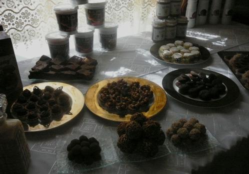 kajmakowe słodycze