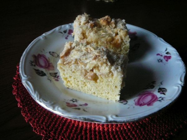 ciasto z pigwą