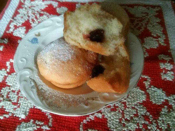 muffinki pączkowe
