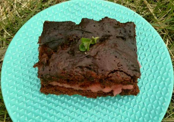 ciasto czekoladowo-piernikowe