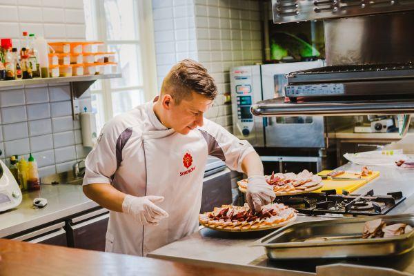 wielkanocna kuchnia Sokołowa
