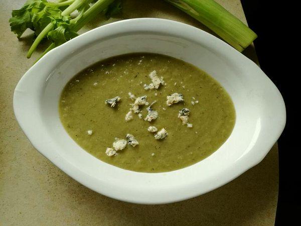 zupa-krem z pora