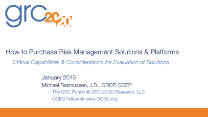 2016-01 How to Purchase Risk Management Solutions & Platforms-cover
