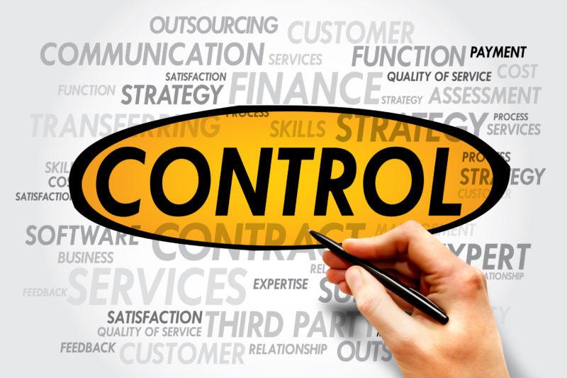 Internal Control Management by Design