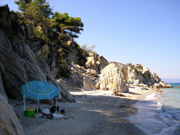 fava plaža