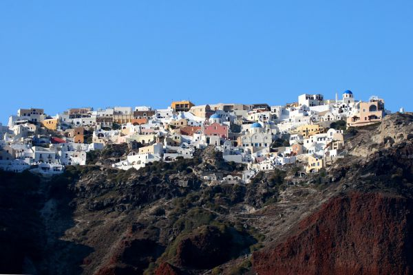 grcka ostrva zimi