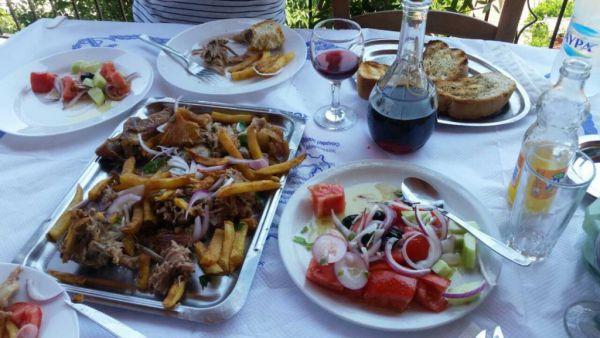 Ukusna grčka jagnjetina