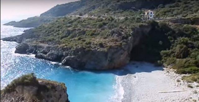 pet grckih plaža