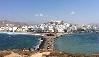 grčka ostrva naksos hora