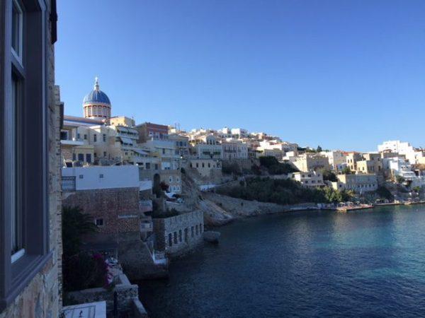 ostrvo siros grcka