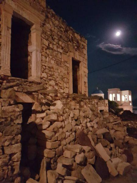 ostrvo kimolos grčka tvrđava