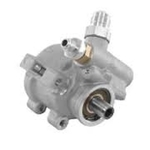 Sweet Aluminum Power Steering Pump No Pulley 1300 PSI