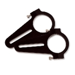 Longacre Short Mirror Brackets for 1-3/4″ Roll Bar