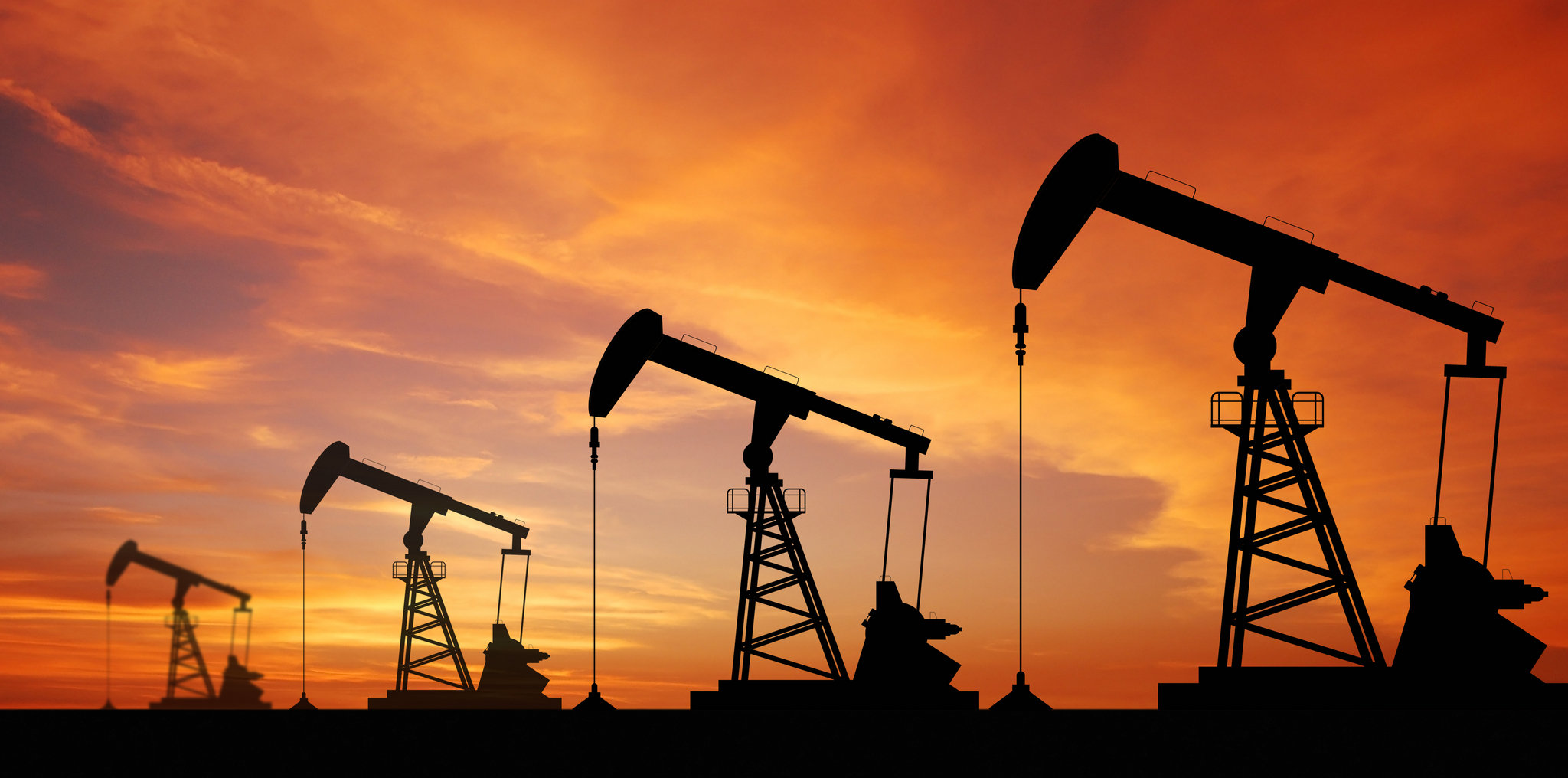 Image result for oil wells, photos