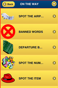 Great Traditional Travel Games for kids, teenagers & all the family, all perfect for any journey by plane or car. Your flights will seem shorter than ever - don't leave home without this app! There are all different kinds of traditional family games. With full instructions on how to play. #iphone #ipad #android #traditional #family #games #travel  #party #plane #airport