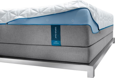 Tempurpedic mattress     Our Great Escape RV Tempurpedic mattress