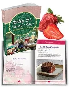 Betty B's Having a Party Cookbook