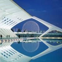 Santiago Calatrava amazing architecture
