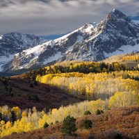 Amazing landscape, Colorado Hills