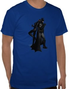 Batman And Catwoman T-Shirt