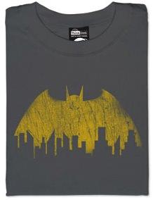 Great Batman logo t-shirt