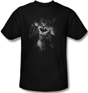 Black And White Batman