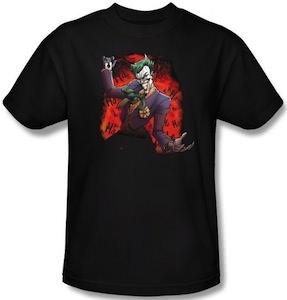 Batman's Laughing Joker T-shirt