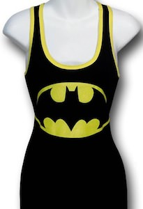 Batman Logo Racerback Women's Tank Top