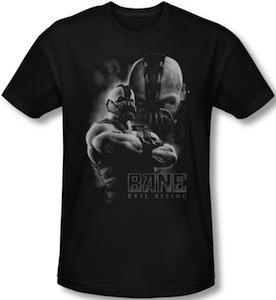 Bane Evil Rising Batman t-shirt