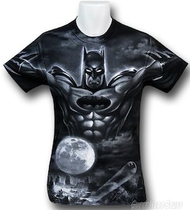 Batman On The Lookout t-shirt