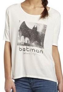 Batman Shadow In Gotham City T-Shirt