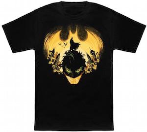Batman The Dark Knightmare T-Shirt