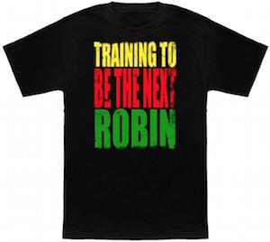 Batman - Training To Be The Next Robin T-Shirt