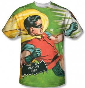 Classic Robin Is Fighting Back T-Shirt