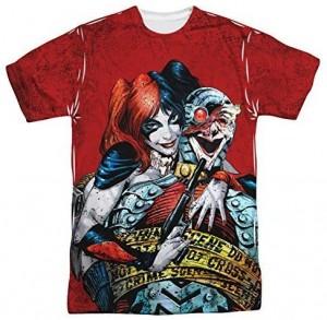 Harley Quinn Hostage T-Shirt