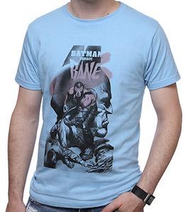 Batman VS Bane Men's T-Shirt