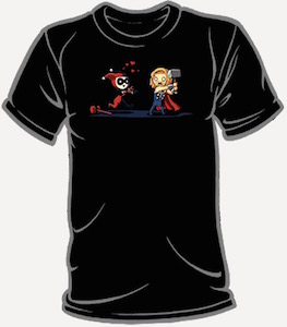 Harley Quinn Mad Love T-Shirt