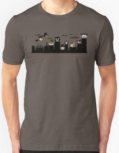 Batman Angry Birds T-Shirt