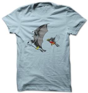 Batman And Robin Realistic T-Shirt