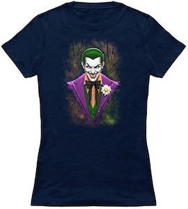 The Joker Smiling T-Shirt